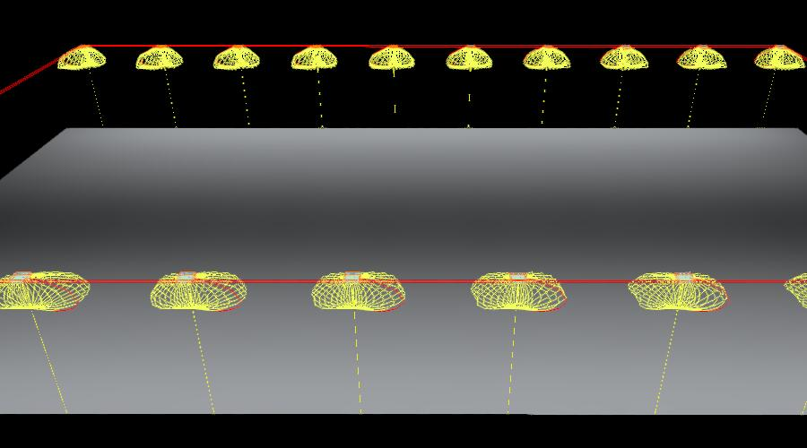 DIAlux lighting simulation